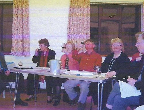 70th Anniversary of the Village Hall Committee
